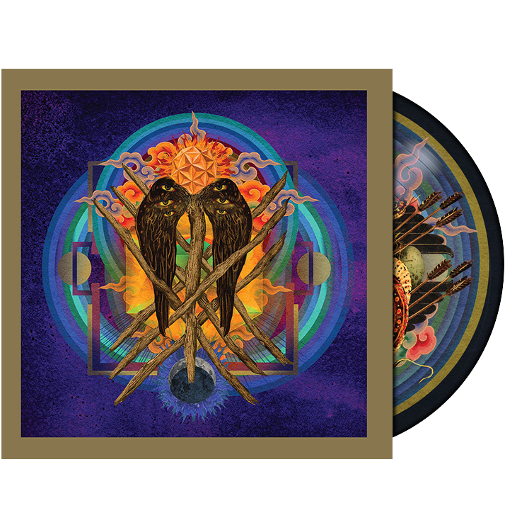 YOB - 'Our Raw Heart' Picture Disc 2xLP