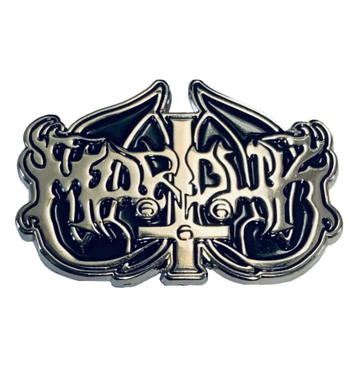 MARDUK - 'Logo' Metal Pin