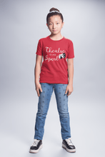 Load image into Gallery viewer, Theatre Is My Sport Youth T-Shirt - Happy Drama Shirts