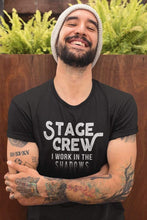 Load image into Gallery viewer, Stage Crew Men's T-Shirt
