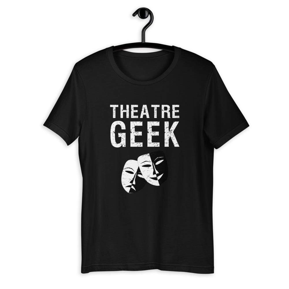 Theatre Geek Men's T-Shirt - Happy Drama Shirts