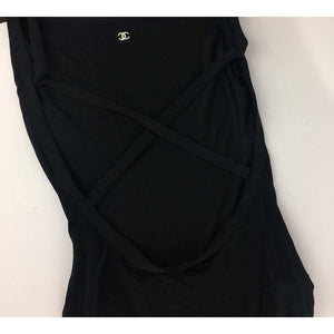 Vintage chanel logo one piece