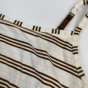 Burberry stripe tank top