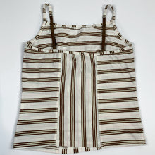 Load image into Gallery viewer, Burberry stripe tank top