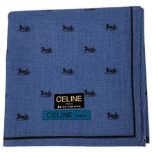 Load image into Gallery viewer, Celine horse print scarf