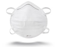 (5) N95 - Particulate Respirator Surgical Masks