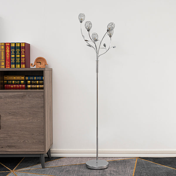 "Maxax 60"" Novelty Floor Lamp #OM-F01"