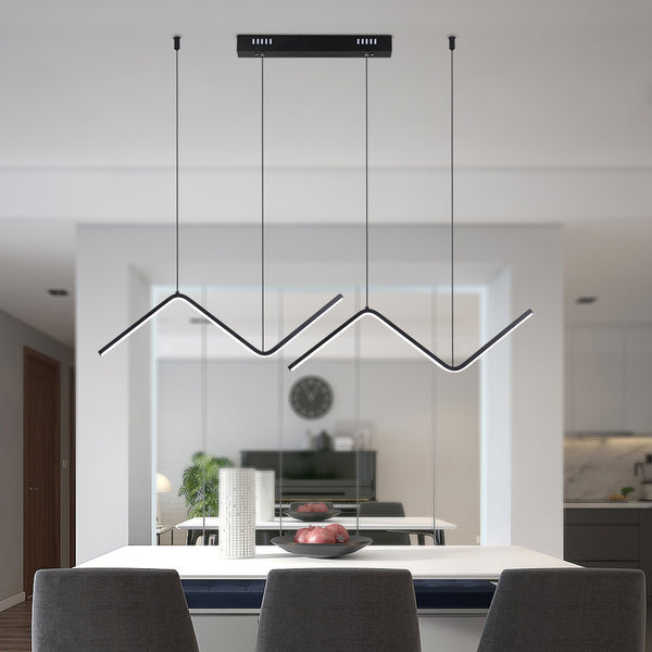 Maxax 2 - Light Unique Geometric LED Pendant #YX-19