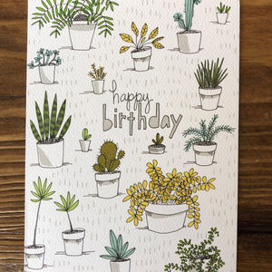 Birthday Card - Happy Everyday