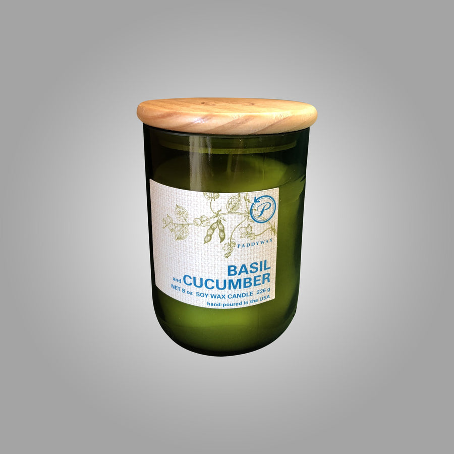 Paddywax Candles - Basil Cucumber