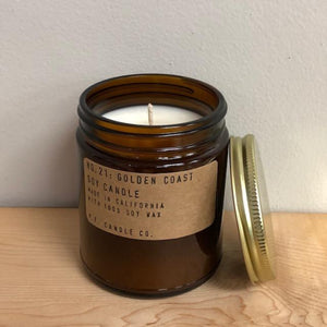 P.F. Candle Co. - Golden Coast Candle