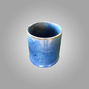 Bayclay: Ceramic Flower Vase Blue