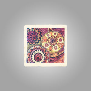 Devika Art Coasters Tile Big