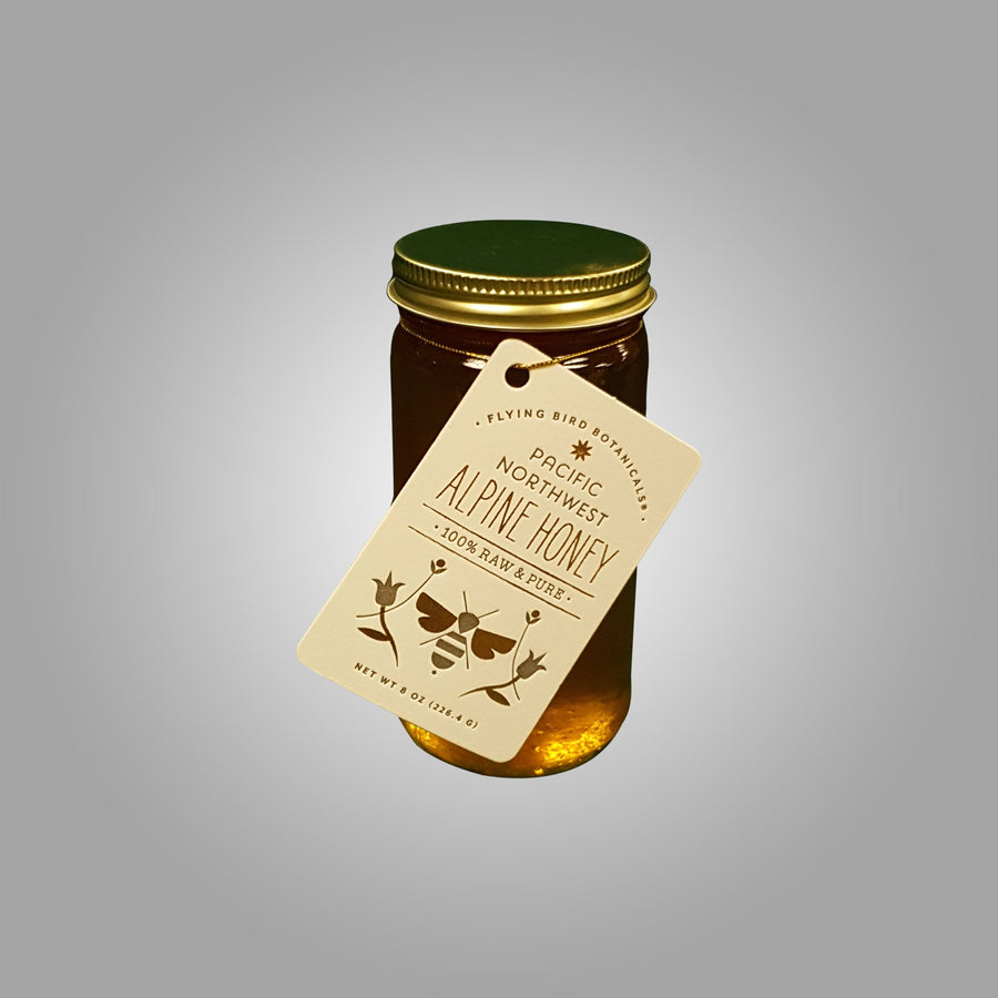 Pacific Northwest Alpine Honey