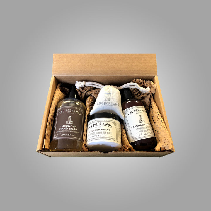 LoS Poblanos Gift Set - Best Seller