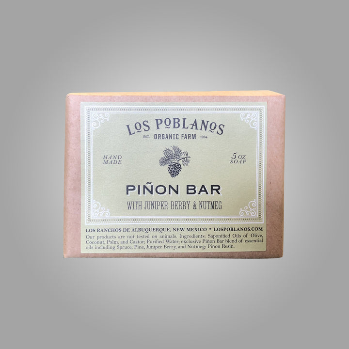 LoS Poblanos Soap Bar - Pinon