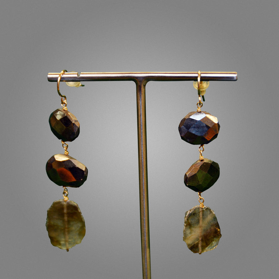 Unity Drop Earrings