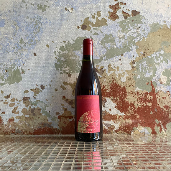 Matassa - Tom Lubbe - Tattouine Rouge - 2019