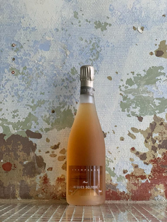 Jacques Selosse - Rosé - NV (D. Nov 2018)