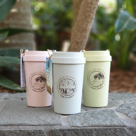 Wheat stalk Reusable Cups