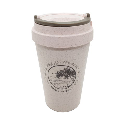 Wheat stalk reusable cup - Burleigh