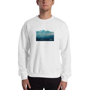 Open image in slideshow, Brazil Mountains Crew Neck Sweater
