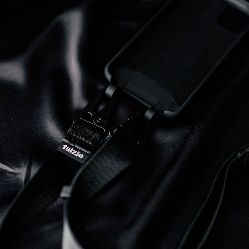 NOIR Modular Phone Sling With Black Case and Detachable Strap