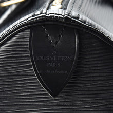 Load image into Gallery viewer, Louis Vuitton - Black Epi Speedy 30