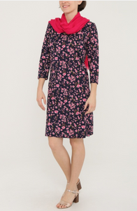 short dress /tunic floral