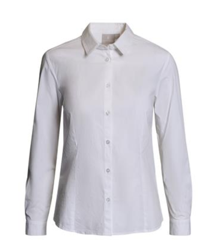 Brandtex white shirt