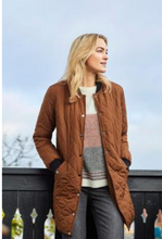 Load image into Gallery viewer, Brandtex light Quilted jacket