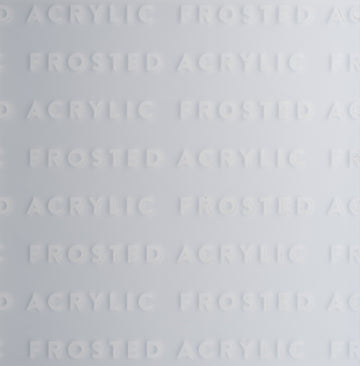 Frosted Acrylic