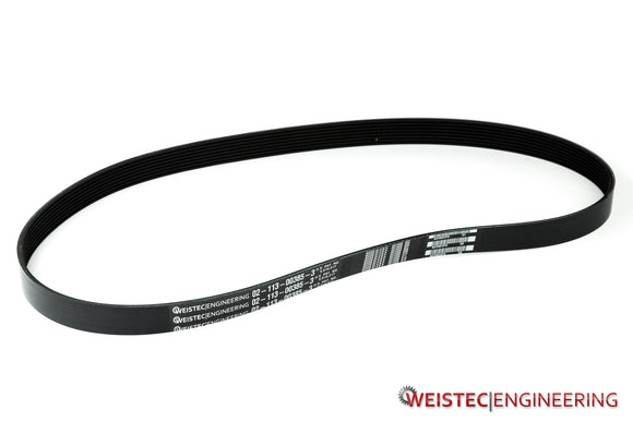 Weistec Engineering Mercedes Benz Supercharger Belt, OEM Kompressor w/ 170mm and 180mm Rings