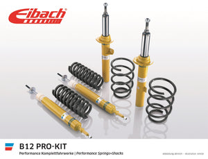 Eibach Mercedes Benz SLK-Class R170 B12 Pro-Kit Suspension Kit