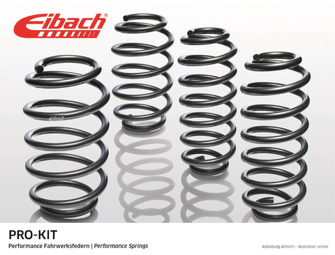 Eibach Mercedes Benz E-Class W212 Pro-Kit Performance Spring Kit