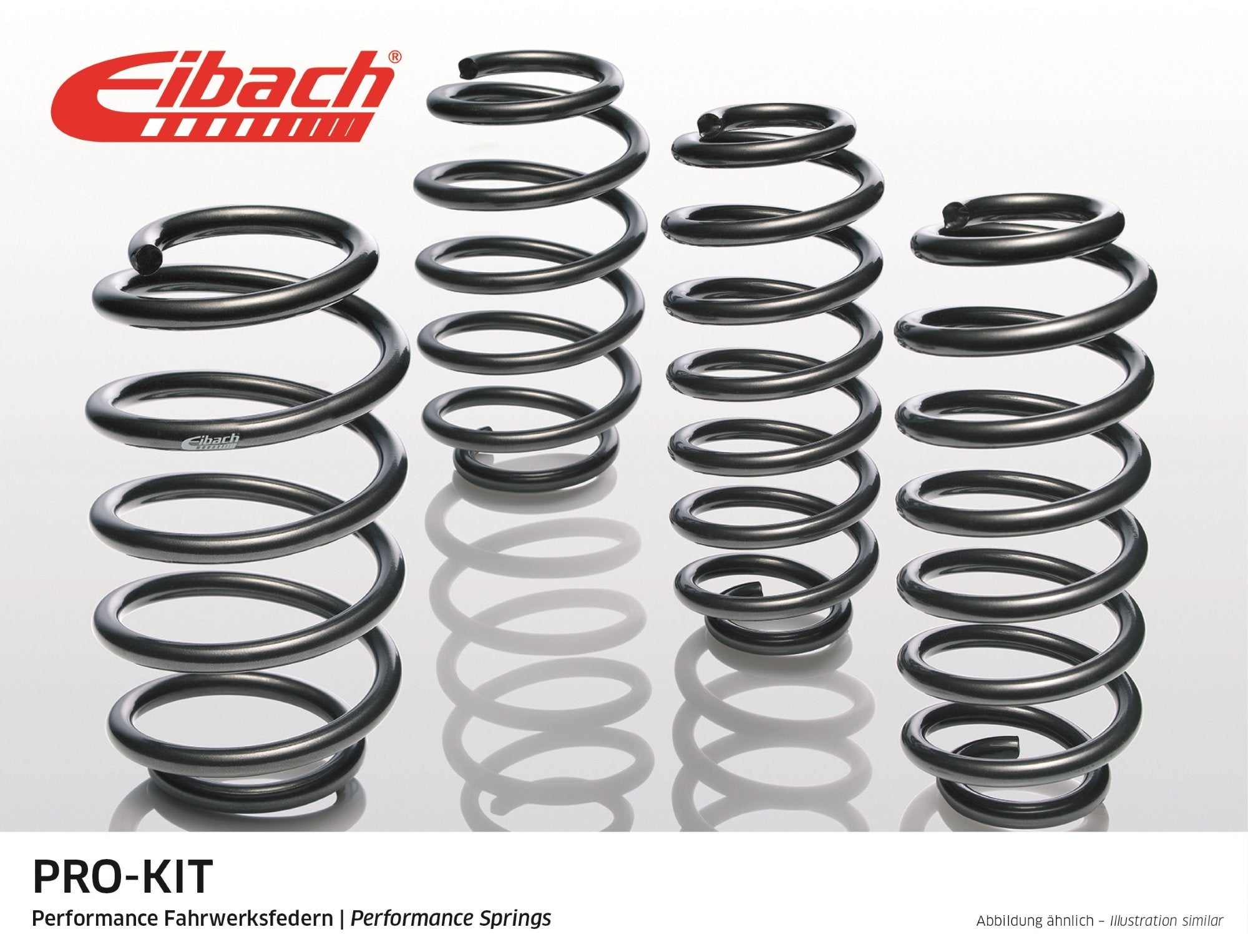 Eibach Mercedes Benz C Class Pro-Kit Performance Spring Kit