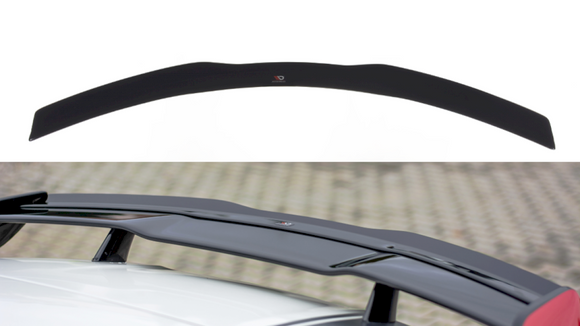Maxton Design Spoiler Extension Mercedes A45 AMG W176 (2013-2015)