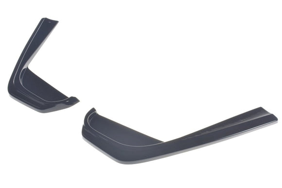 Maxton Design Rear Side Splitters MERCEDES-BENZ E-CLASS W213 COUPE (C238) AMG-LINE/ E53 AMG
