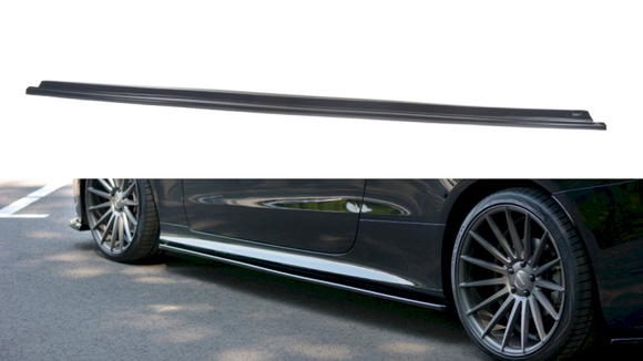 Maxton Design Side Skirts Diffusers MERCEDES-BENZ E-CLASS W213 COUPE (C238) AMG-LINE/ E53 AMG