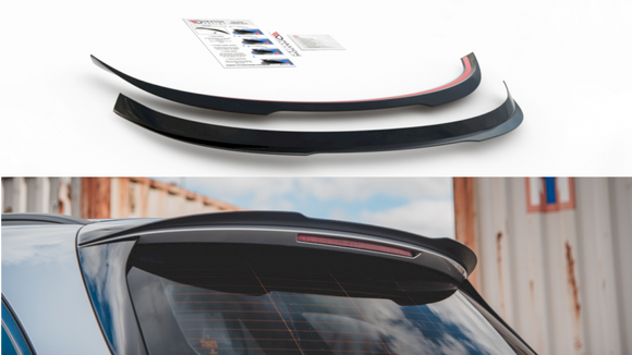 Maxton Design Spoiler Cap MERCEDES BENZ E63 AMG ESTATE S213 (2017-)