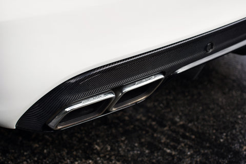 Mode Carbon Mercedes Benz C63(S) W205 Sedan Carbon Fibre Euro-Spec Rear Diffuser