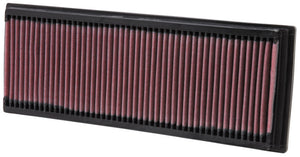 K&N Replacement Air Filter Mercedes Benz S 500
