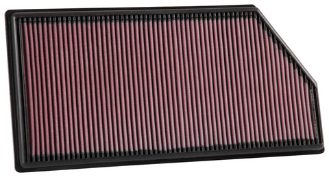 K&N Replacement Air Filter Mercedes Benz C63 AMG W205