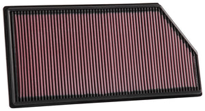 K&N Replacement Air Filter Mercedes Benz S63 AMG W221