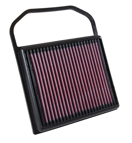 K&N Replacement Air Filter Mercedes Benz SLC43 AMG