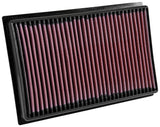K&N Replacement Air Filter Mercedes Benz AMG GTS