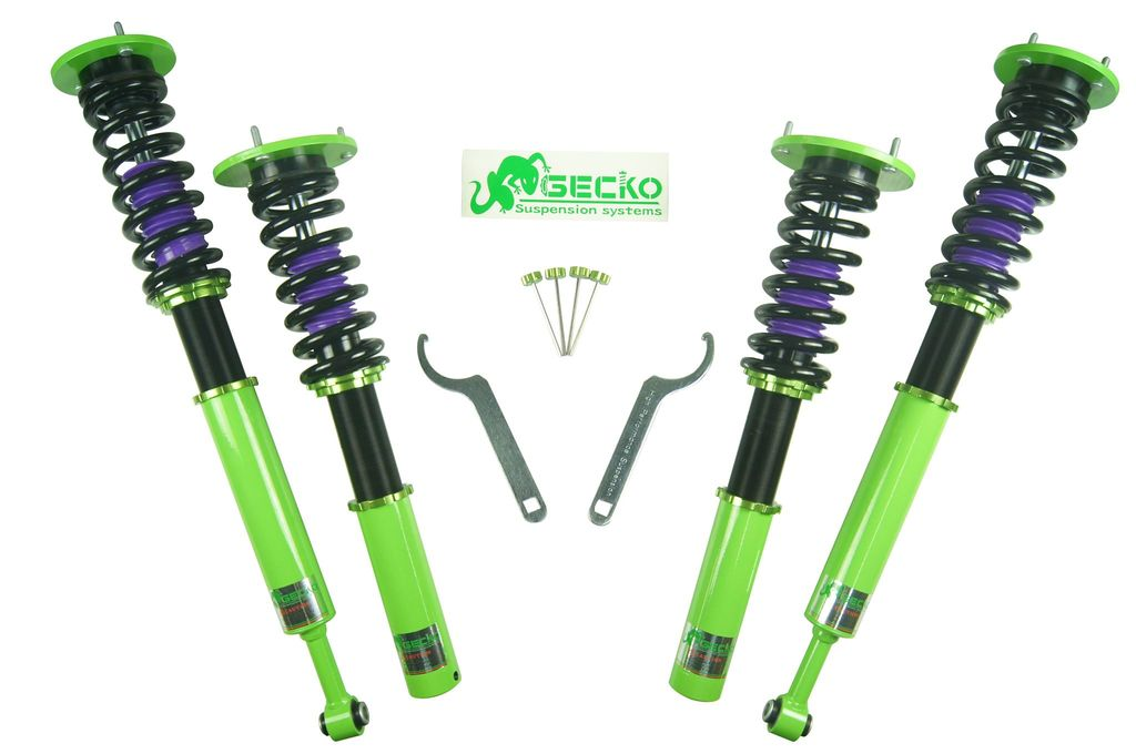 Gecko Suspension for Mercedes-Benz S-Class 1998-2006 W220