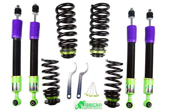 Gecko Suspension for Mercedes-Benz CLK-Class 1997-2002 C208