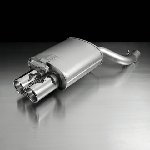 Remus Mercedes SLK (R170) (09/96+) Cat-Back Exhaust- Twin Tail Pipes