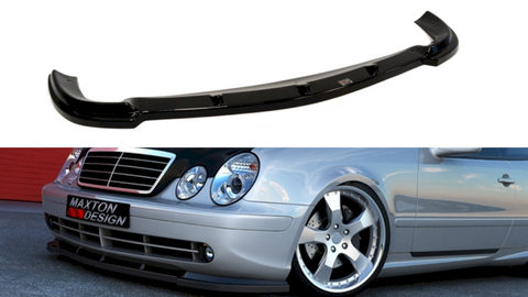 Mercedes Benz Front Splitter Mercedes CLK W208 (FOR W208 AMG)